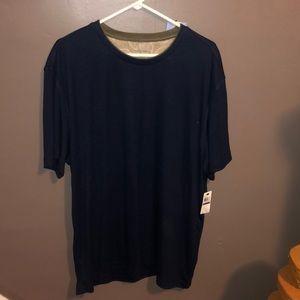 NEW Men's Van Heusen All Over Cooling Shirt XXL